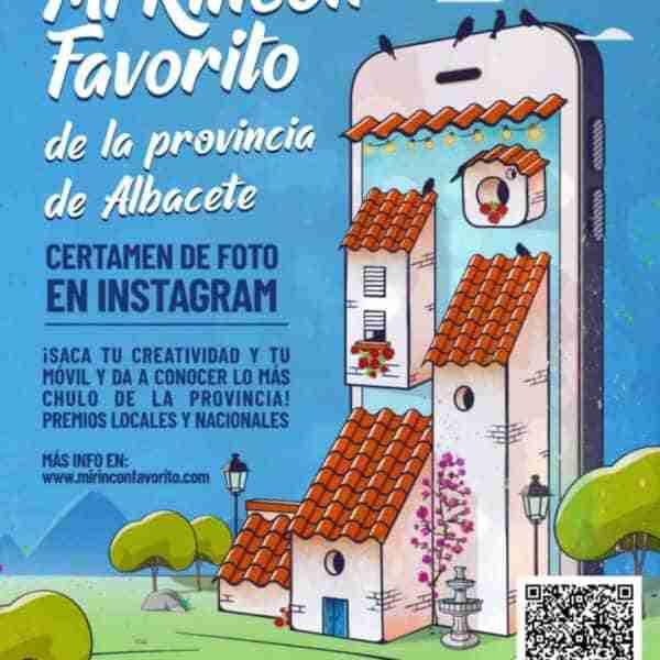 Certamen nacional de fomento del turismo en Instagram de la Diputación de Albacete y la APEHT