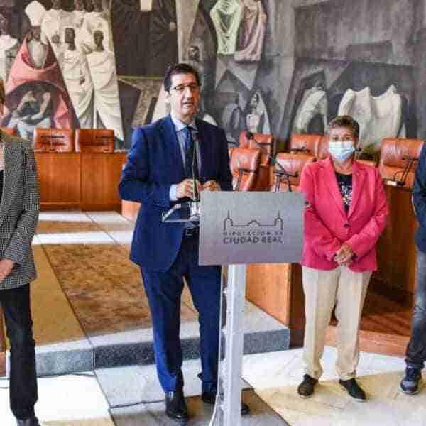Presentación del XIV Congreso Estatal y II Iberoamericano de Trabajo Social que se celebrará en Ciudad Real en el 2022