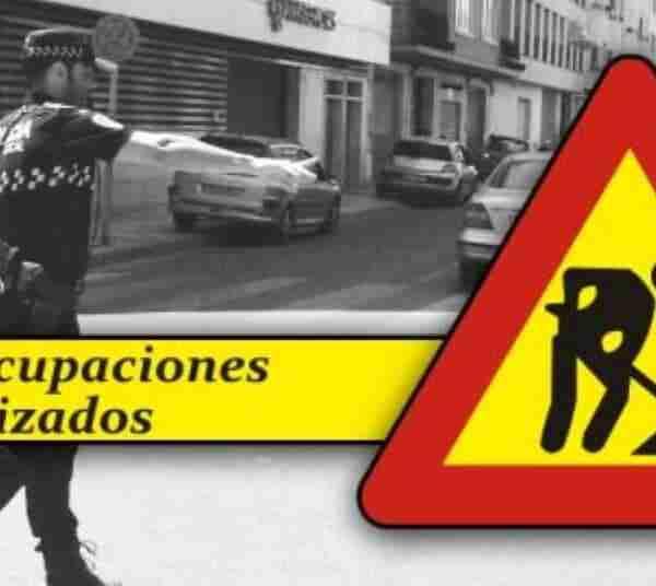 Mañana cortes autorizados en la vía pública de la ciudad de Albacete