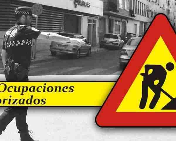 Cortes de la vía pública de la ciudad de Albacete el día martes 14 de septiembre