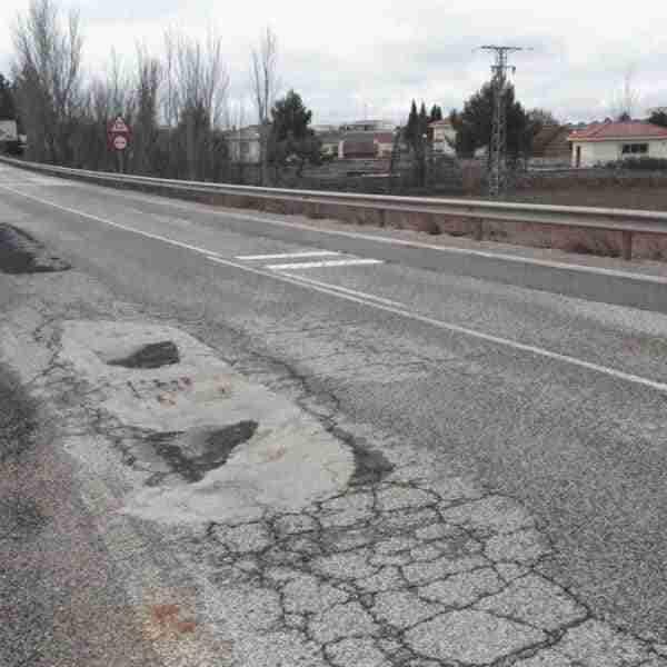 El Gobierno regional invierte 1.530.000 euros en mejoras para la carretera entre La Solana y Villanueva de los Infantes
