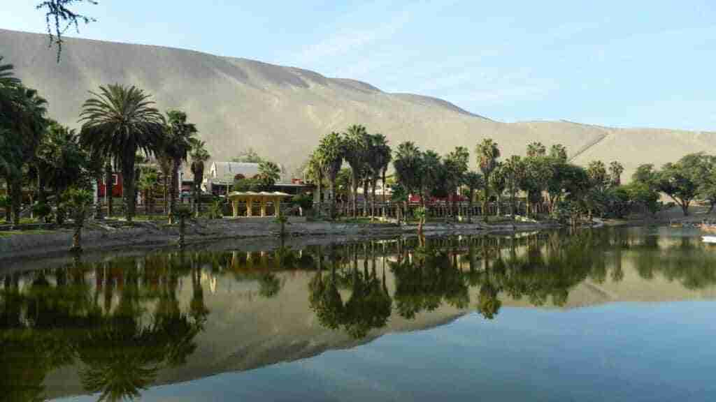 oasis de huacachina