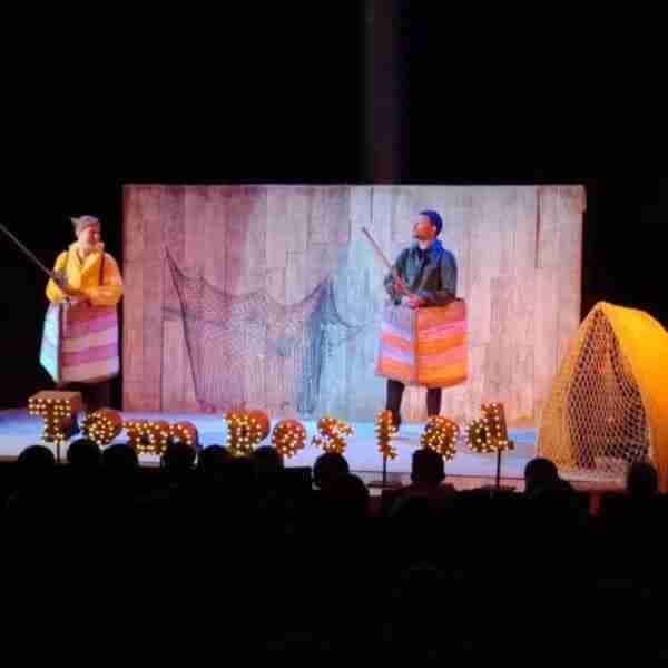 A la representación de la obra «La Tempestad» en Miguelturra han asistido 150 escolares de educación primaria