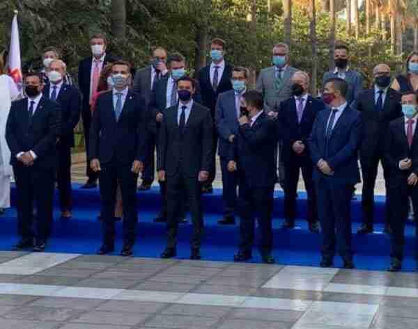 Reunión de la FEMP se celebró hoy en Almería con representantes de instituciones provinciales