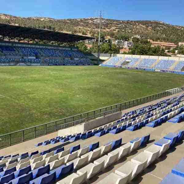 """Mejora y mantenimiento del césped natural del Estadio """"Ciudad de Puertollano"""" inicia el lunes"""