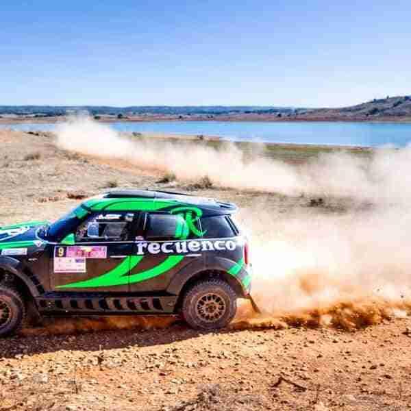 El equipo GR SPORT gana el VII Rallye TT Cuenca