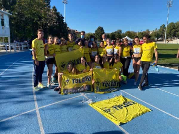 Toledo colabora con el Campeonato de España femenino sub 16 celebrado en la ciudad