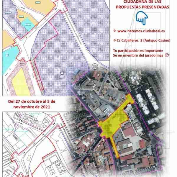 Abierto el plazo para participar en la selección del Concurso de ideas para el acceso a la universidad por la calle Carlos López Bustos