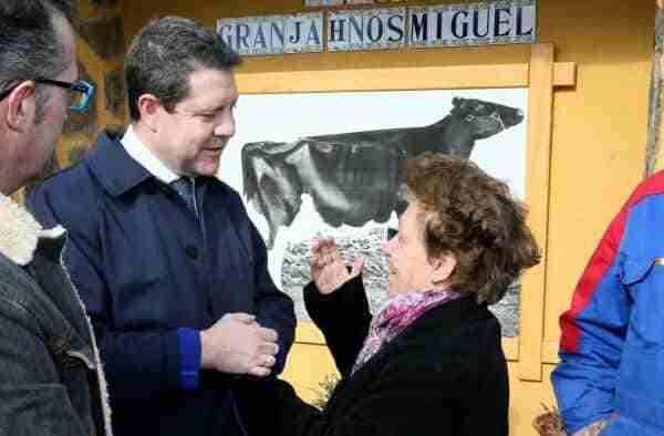 Artículo de opinión del presidente de Castilla-La Mancha, Emiliano García-Page, con motivo del Día Internacional de las Mujeres Rurales: Mujeres rurales, la clave para el esplendor y la vida de los pueblos