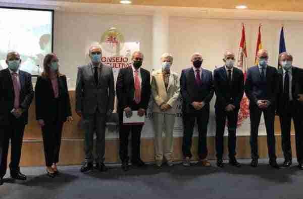 Castilla-La Mancha expone en la sede del Consejo Consultivo de Castilla y León su novedosa Ley contra la Despoblación