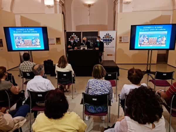 Continúan las actividades del Campeonato de España de División de Honor de Ajedrez en el Centro Cultural San Marcos hasta el domingo