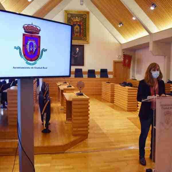 El Ayuntamiento de Ciudad Real aprueba una red de monitorización para controlar el ruido, actuaciones de eficiencia energética en el Museo López-Villaseñor y mejoras en la red de abastecimiento de agua potable