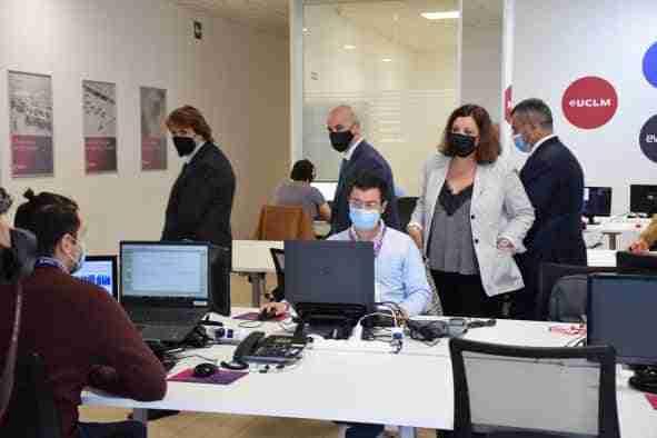 Castilla-La Mancha destina 1,3 millones a apoyar la transformación digital de las pymes y la industria manufacturera