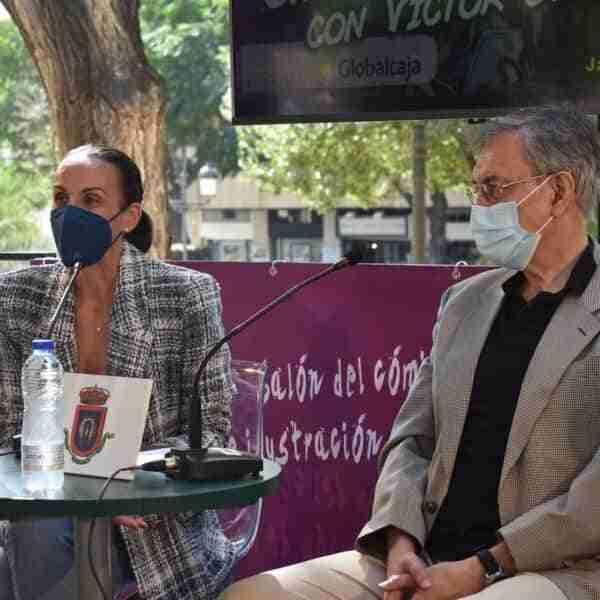 """""""Manchacómic"""" recupera la historia de Ciudad Real en un cómic revitalizado"""