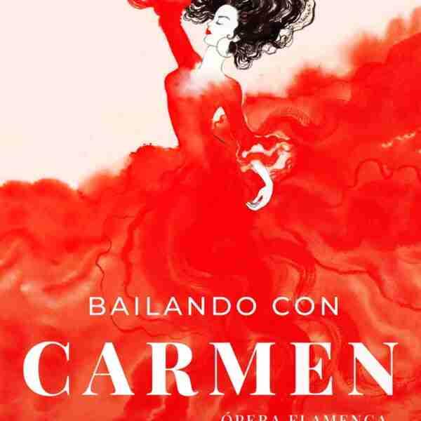 """Este viernes """"Bailando con Carmen"""" la opera flamenca en el Teatro Circo de Albacete"""