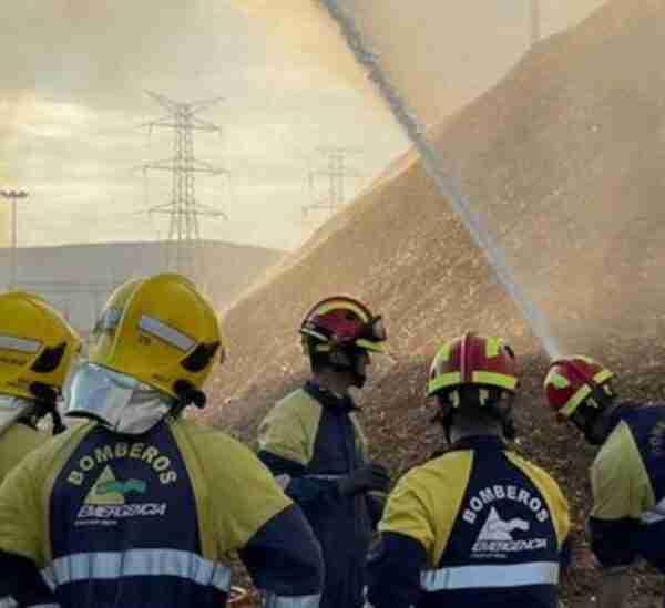 SCIS invertirá 1,34 millones de euros para renovar equipos y mantener los parques de bomberos