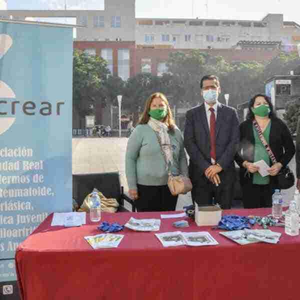 ACREAR recibió una colaboración económica por parte de la Diputación de Ciudad Real