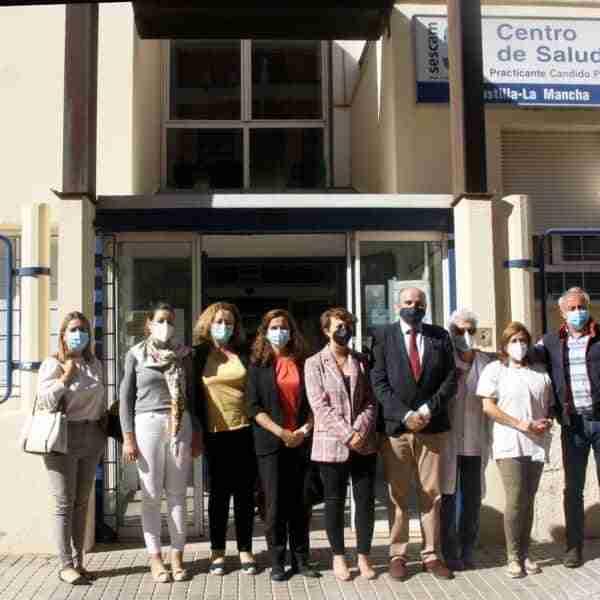 El Gobierno de Castilla-La Mancha amplía la plantilla del Centro de Salud de Socuéllamos, que a partir de ahora contará con consultas en horario de tarde