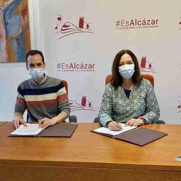 Alcázar de San Juan firma convenio de colaboración con la Asociación Banda de Música