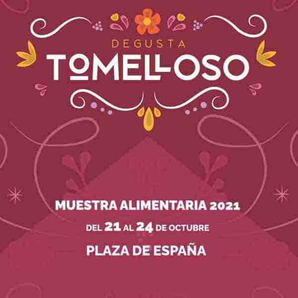"""Muestra alimentaria """"Degusta Tomelloso"""" del 21 al 24 de octubre en la Plaza de España"""