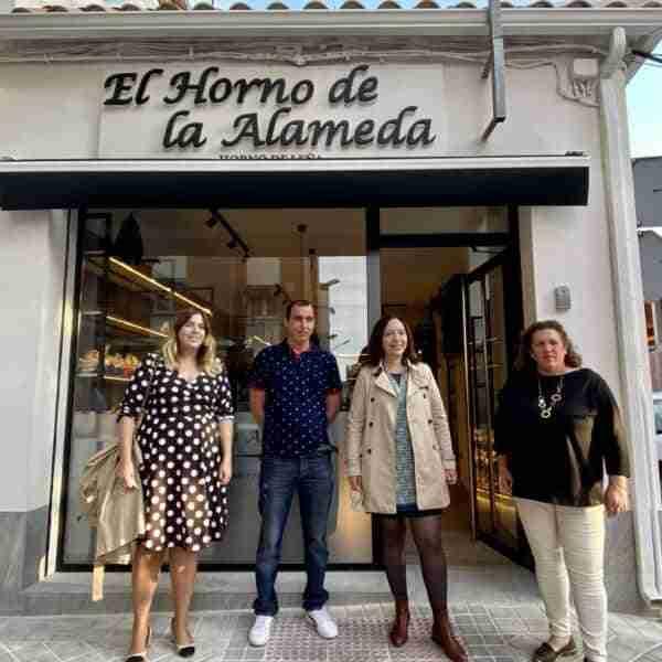 """""""El horno de la Alameda"""", abre nueva tienda en Alcázar con la tradición de cuatro generaciones de panaderos artesanos"""