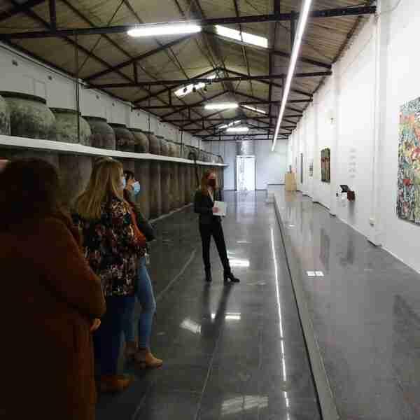 """La exposición """"Mujeres en el Arte"""" ya puede visitarse en la Fundación Amelia Moreno de Quintanar"""