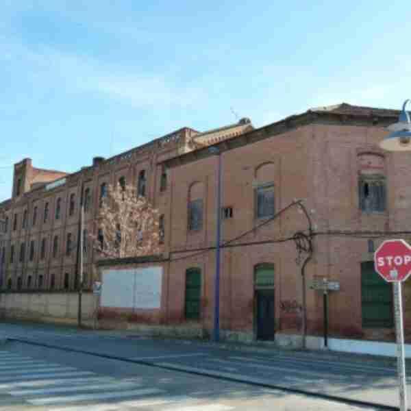 Buscan que se declare el edificio de la fábrica de harinas de Manzanares como Bien de Interés Cultural
