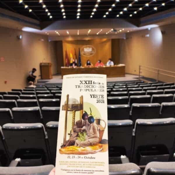 XXII Feria de Tradiciones Populares de Yeste del 22 al 24 de octubre con la recogida de la aceituna como eje temático