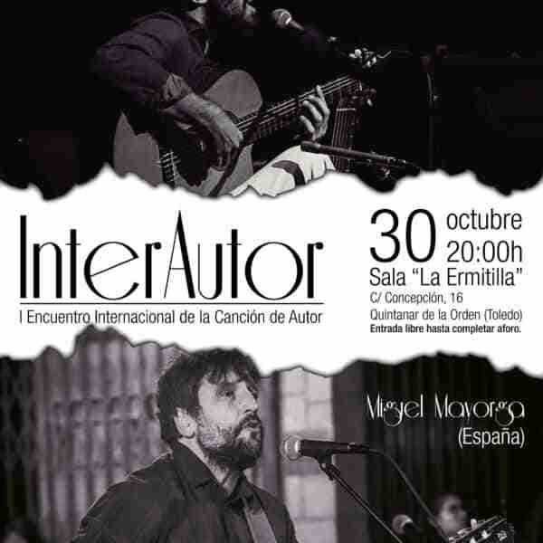 """Quintanar recibe el I Encuentro Internacional de la Canción de Autor """"InterAutor"""""""