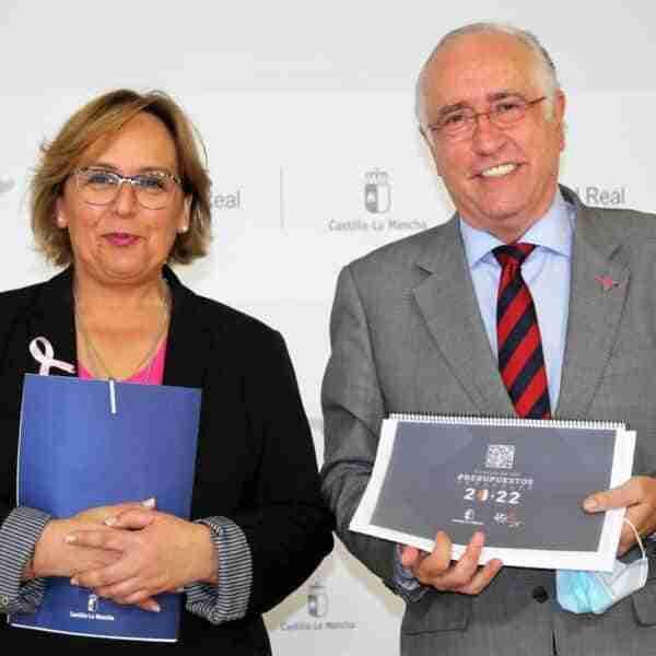 El Gobierno regional destinará 77 millones de euros en la provincia de Ciudad Real en 2022, la inversión más grande en la última década