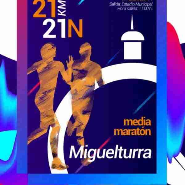 Abiertas las inscripciones para la Media Maratón Rural «Villa de Miguelturra»