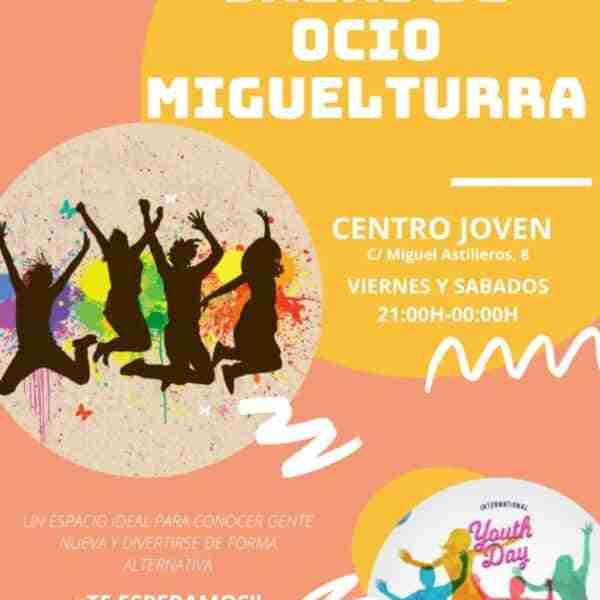 Interesantes actividades en las salas de ocio del Centro Joven de Miguelturra