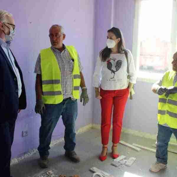 El Gobierno regional invirtió más de 1,1 millones en estos 2 años para rehabilitar viviendas de protección pública en Ciudad Real